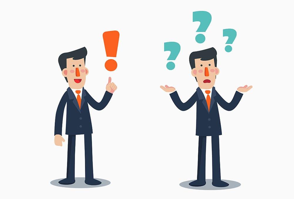 すぐに質問する人は知識が付かず相手の時間を奪うので仕事も減ります